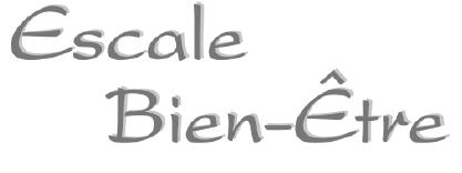 Logo Escale bien être